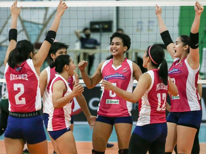 Creamline, Chocho Mucho put perfect records on the line