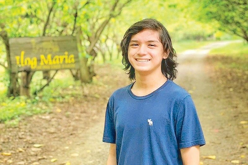 Niña Niño helps Noel Comia Jr. grow as an actor