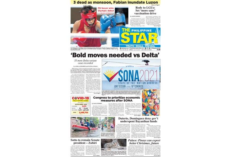 The STAR Cover (July 26, 2021)