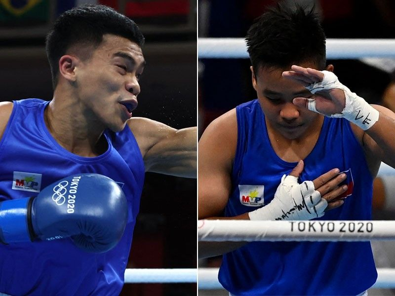 Olympic medal hopes alive and kicking as Filipino boxers go 4-0