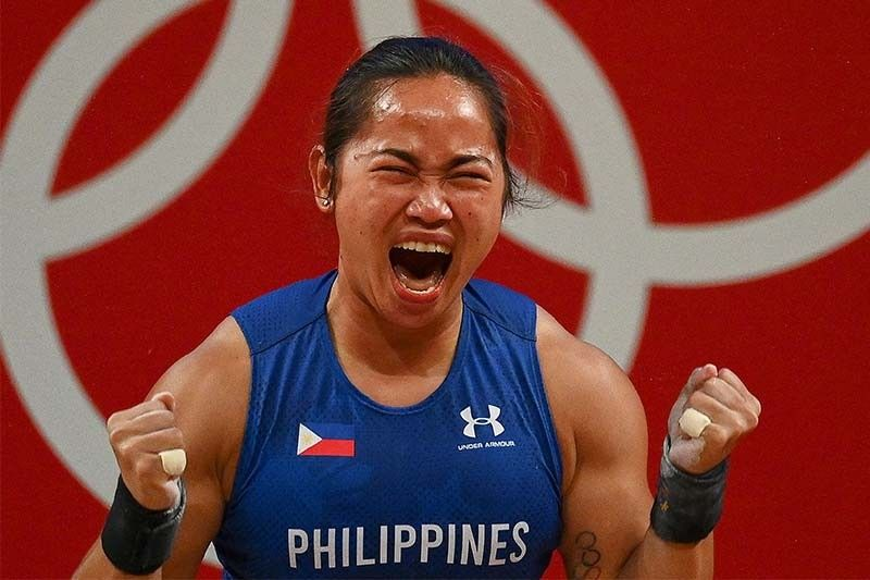 Hidilyn Diaz after Olympic golden feat: 'Thank you so much for believing in me'