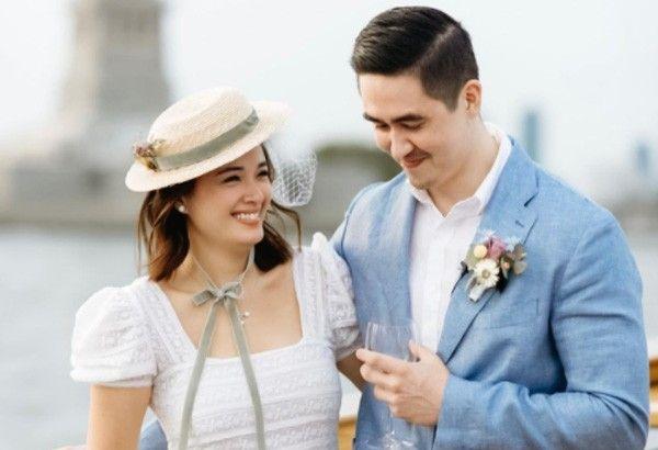 Yam Concepcion ties knot with businessman boyfriend