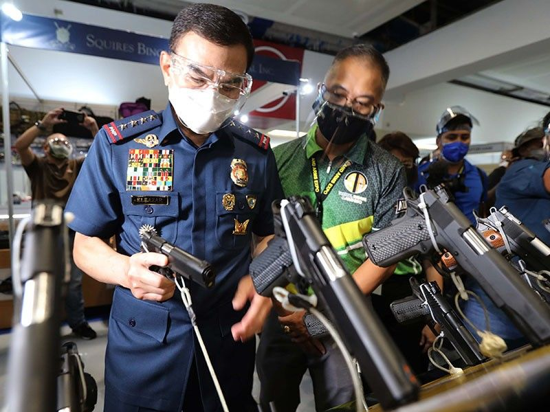 PNP to look into Duterte claim of generals in illegal drug trade