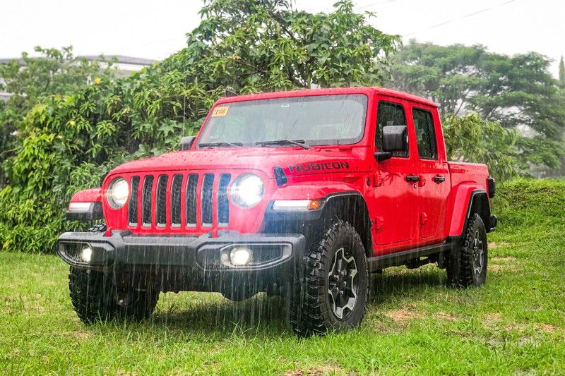 Gladiator � The Jeep that lives up to its legendary name
