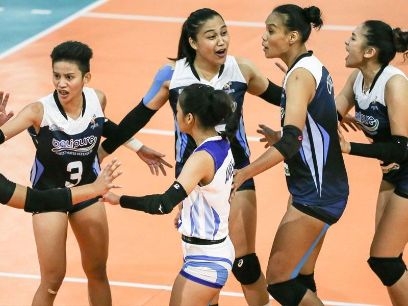 High morale but tempered with caution for BaliPure ahead of Creamline clash