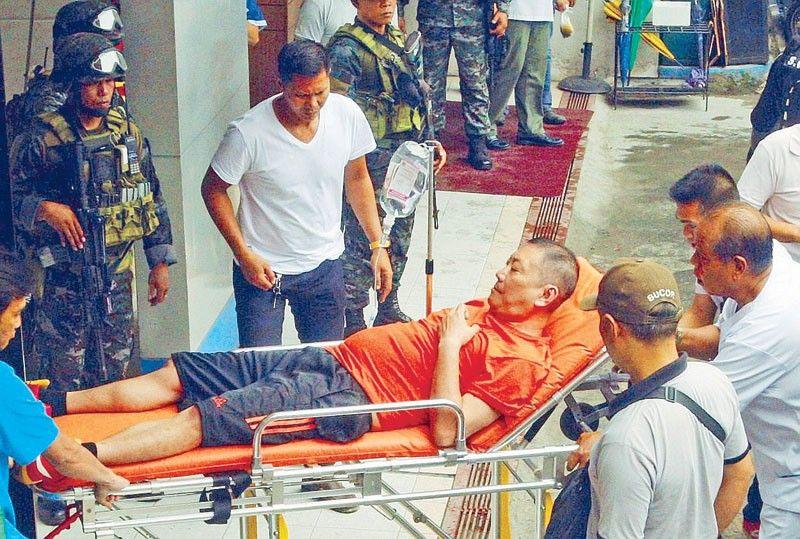 Drug lord witness vs De Lima dies