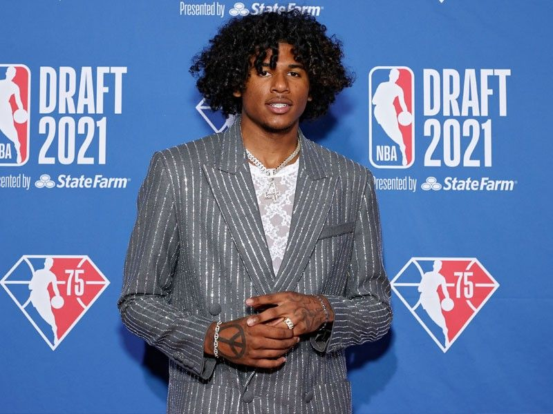Jalen Green picked No. 2 by Houston in NBA Draft