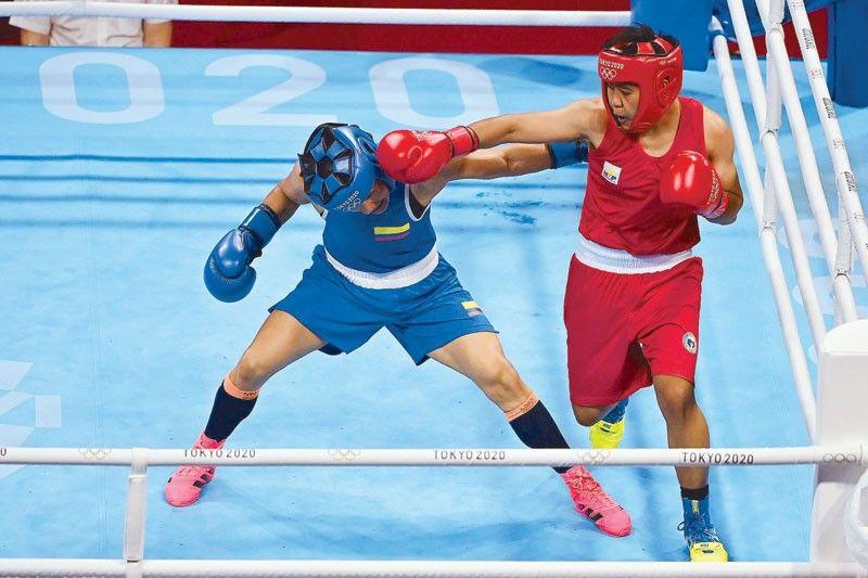 Petecio eyes seat in boxing finals
