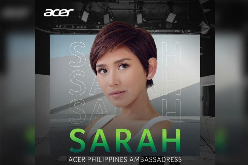 Watch out for Acer Day 2021 anthem featuring Sarah Geronimo