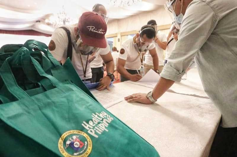 Capitol to give incentive to nurses hired by DOH