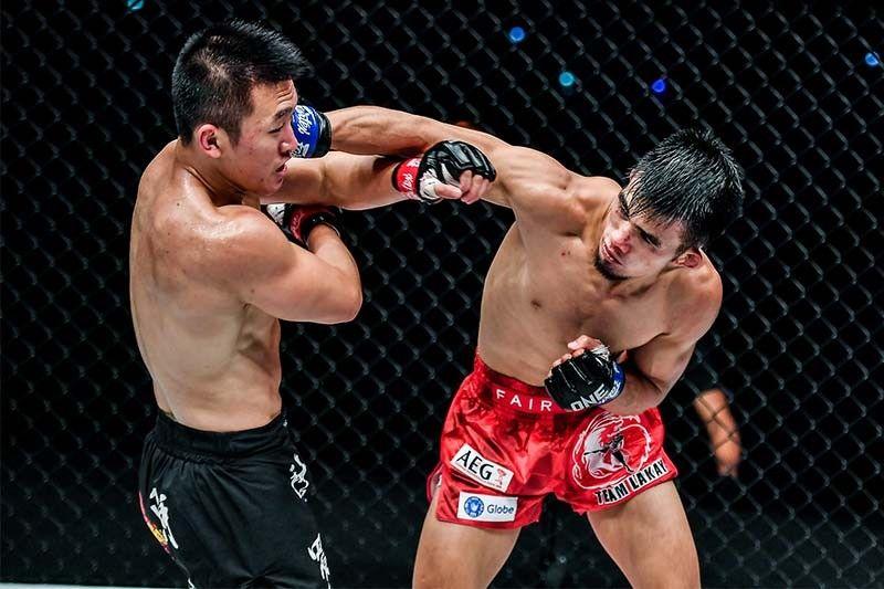 Team Lakay's Pacatiw wins ONE Championship debut vs Chinese foe