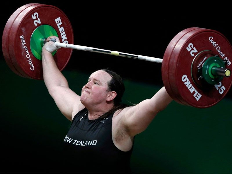 Transgender weightlifter in Olympic debut as Games hot up