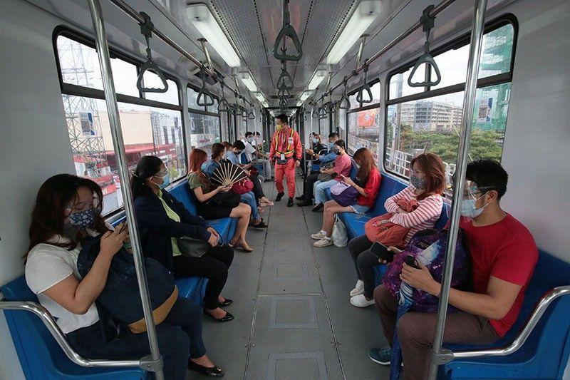 Public transport allowed in Metro Manila during ECQ
