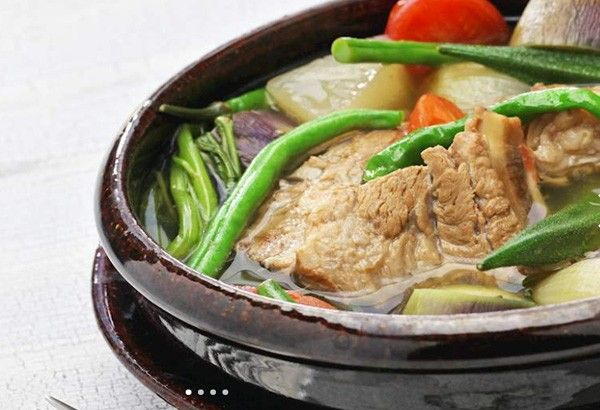 Sinigang hailed best vegetable soup in the world
