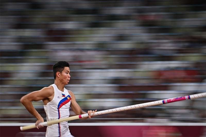 EJ Obiena�s future up in the air after Tokyo Olympics stint