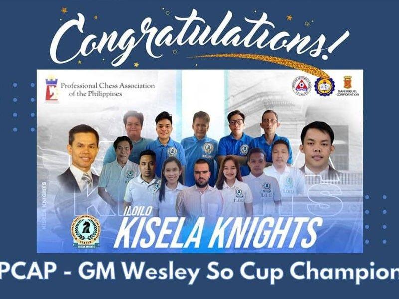 Iloilo bags Wesley So Cup