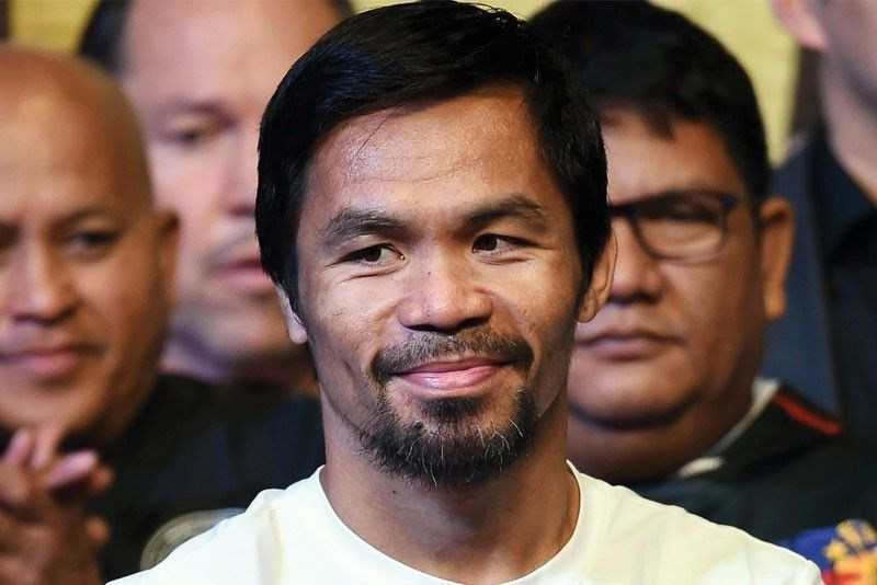 Report: Legal move to stop Pacquiao-Spence fight temporarily denied