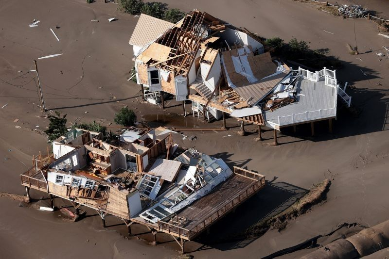 Weather, climate disasters surge fivefold in 50 years � UN