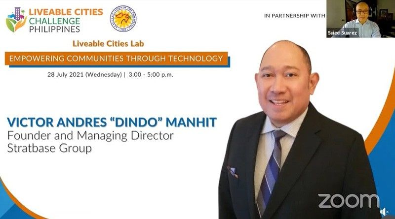In the middle of pandemic, digital transformation is needed toward future-ready Philippines