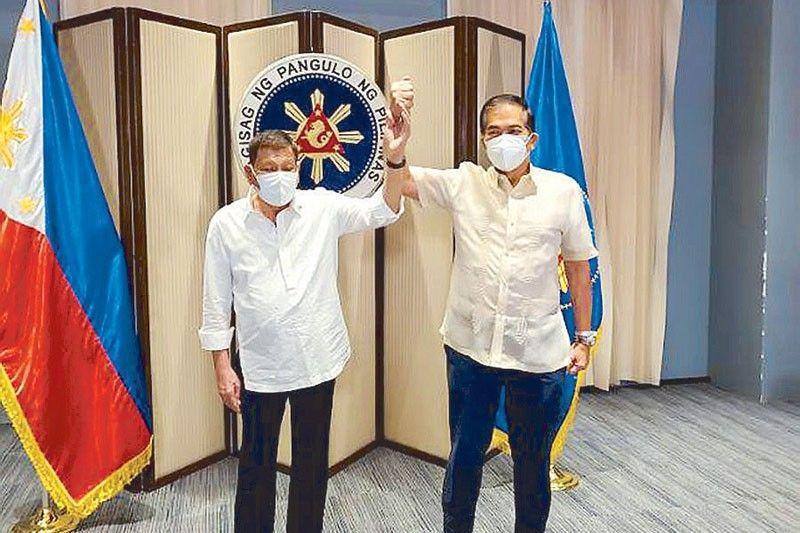 Duterte endorses lawmaker as Manila mayoral bet