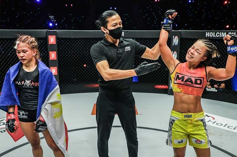 Disputed Zamboanga-Ham fight under 'formal review', says ONE Championship CEO