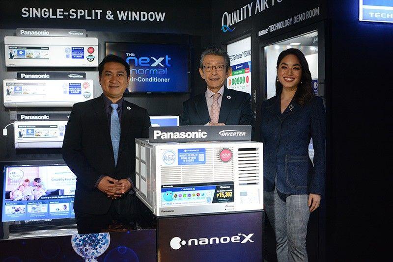 Panasonic launches window-type inverter aircon with COVID-fighting nanoe� X technology