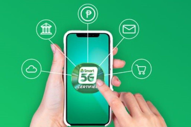Enjoy the country's fastest network with this list of Smart 5G-certified devices