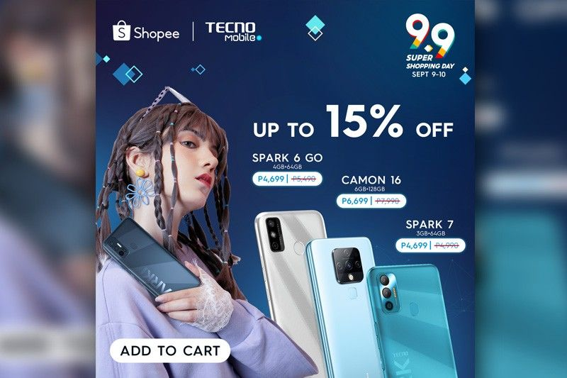 Check out these 9.9 offers from TECNO Mobile