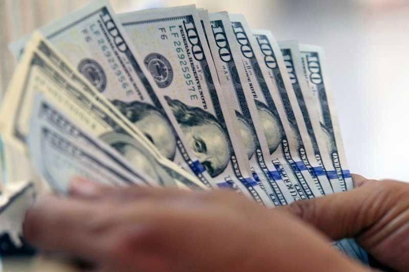 Philippine dollar reserves climb to $108.05 billion in August