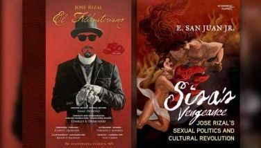 Vibal Foundation marks Rizal anniversaries, launches new editions of 'El Filibusterismo,' 'Sisa�s Vengeance'