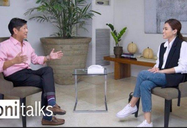 Toni Gonzaga called out for Bongbong Marcos interview