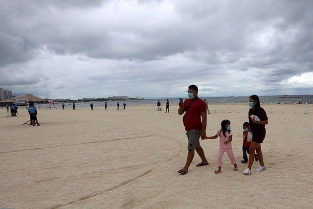No funds for dolomite beach under proposed Manila Bay rehab budget � DENR
