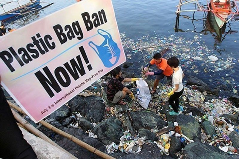 Gov't urged to mandate plastic reduction as part of urgent climate action