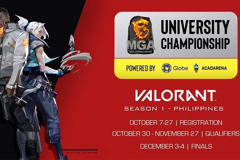 First-ever Valorant 'University Championships' slated in Philippines