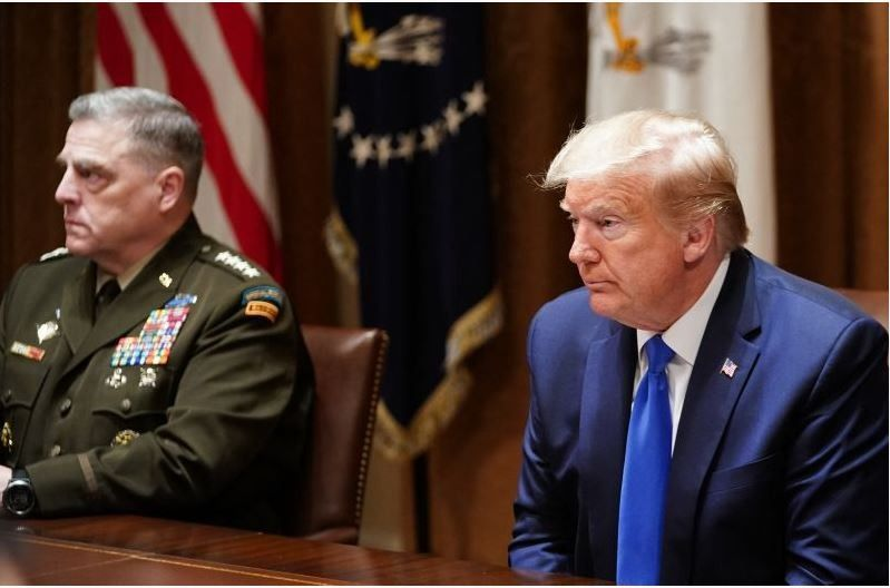 Dubious of Trump's sanity, US general secretly called China: book