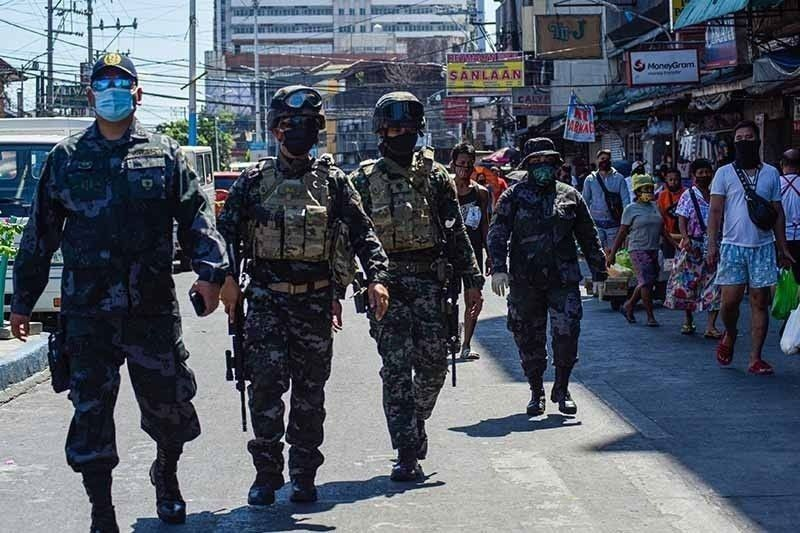 PNP chief says cops to support efforts protecting environment, its defenders
