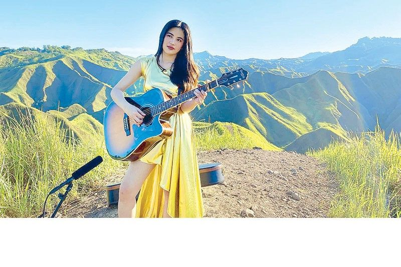 Julie Anne �bares heart and soul� in music trilogy Limitless