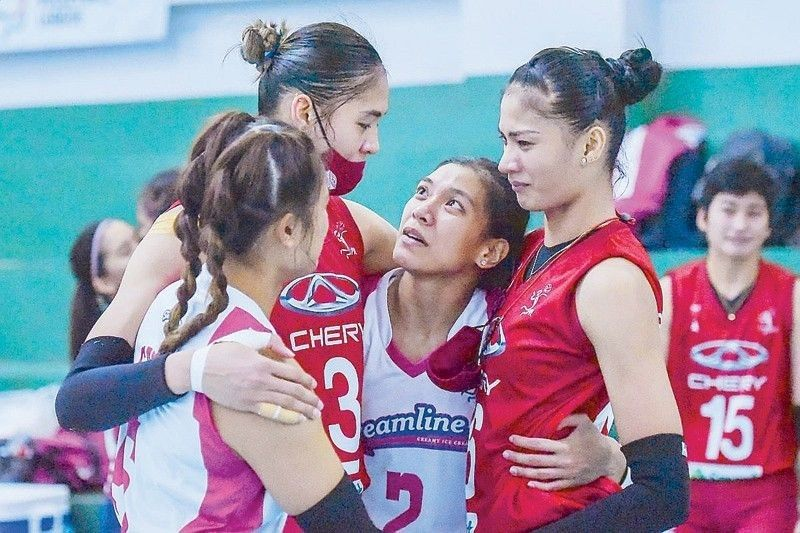 PVL to take the rest of the year off