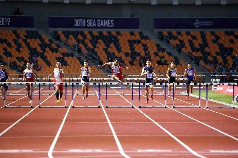 Philippine athletics body mulls SEAG training bubble in Baguio