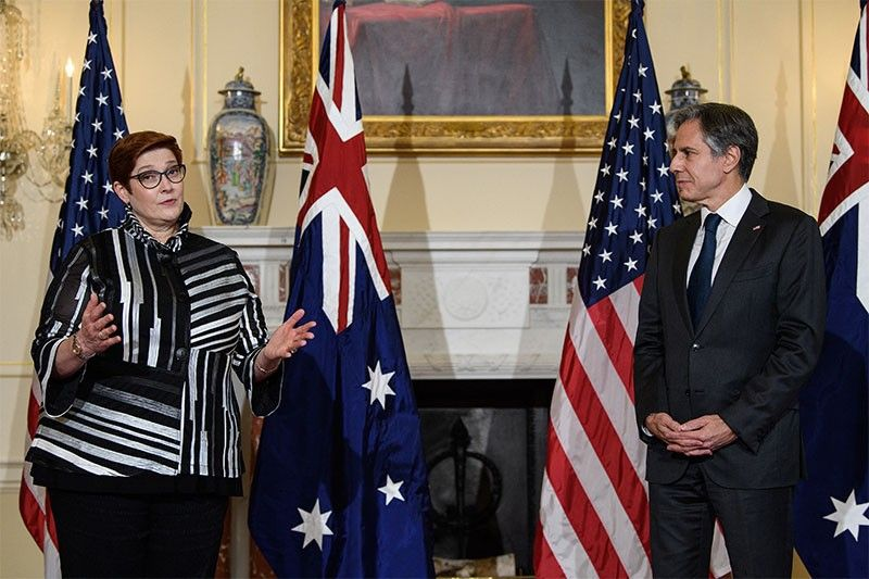 Australia to get nuclear subs in new US, British partnership