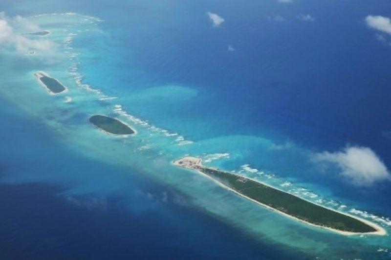 China bolstering presence in South China Sea � US think tank