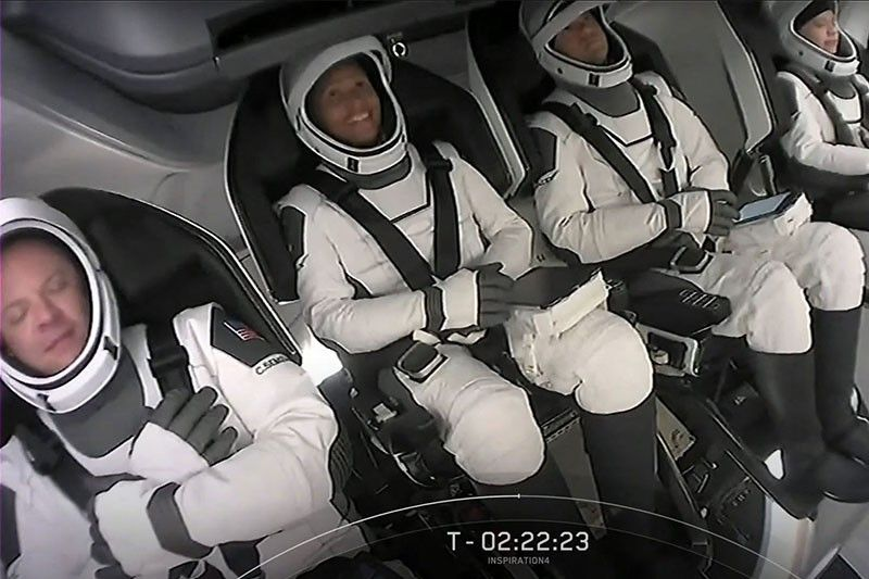 In first, SpaceX to send all-civilian crew into Earth orbit