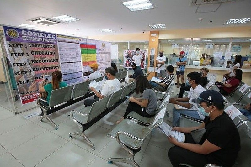 CHR joins calls to extend voter registration