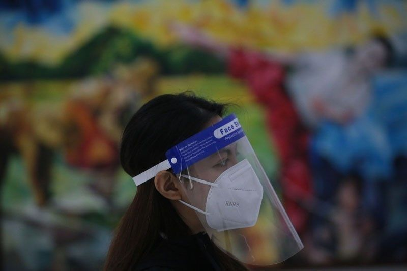 Muntinlupa village to suspend personnel caught without masks