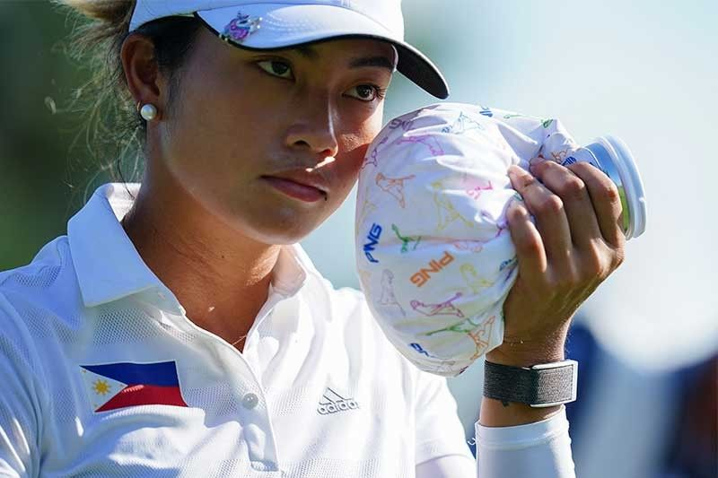 Pagdanganan recovers, barges into Top 20 in Portland Classic
