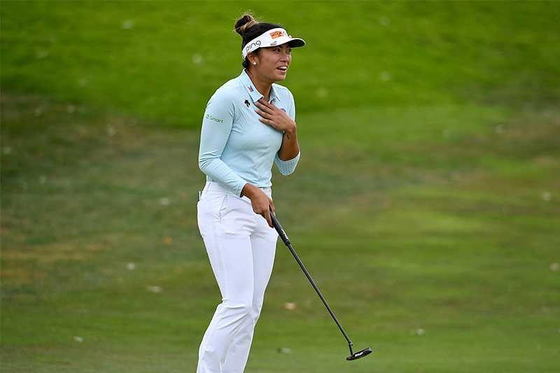 Rain stalls Pagdanganan, Ardina bids at LPGA Portland Classic
