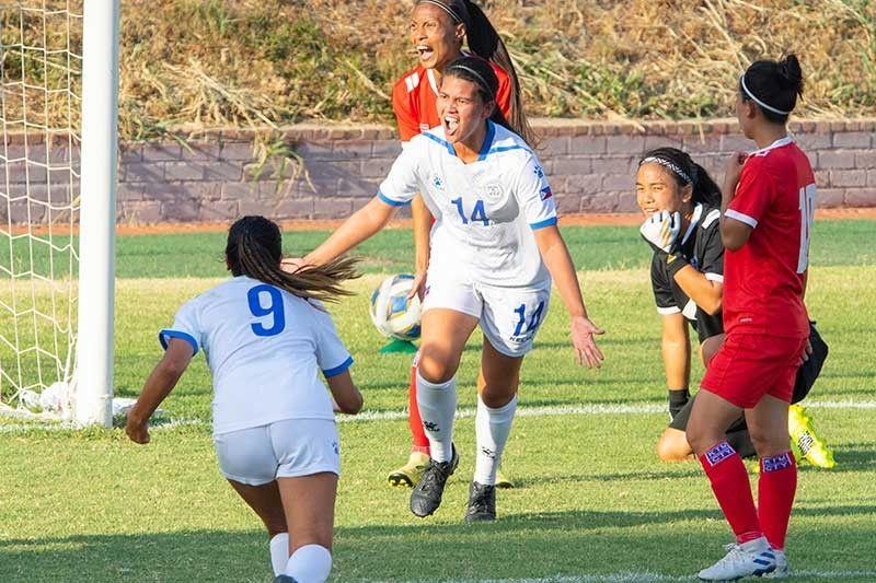 Malditas' match hero vs Nepal Camille Wilson reveals she came off injury