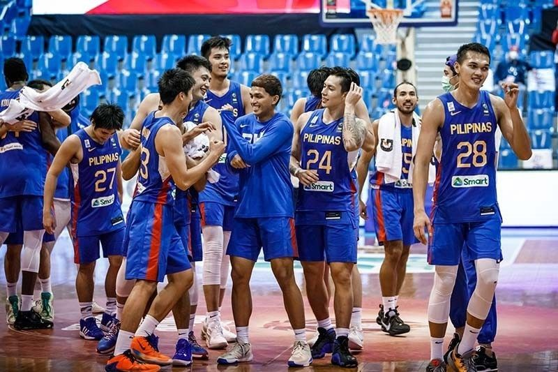 Gilas considers playing in PBA