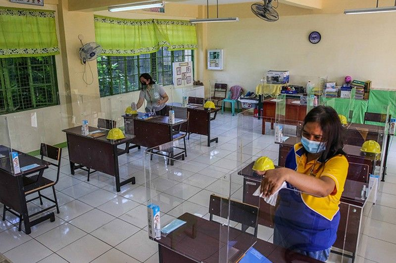 Central Visayas ready for face-to-face classes
