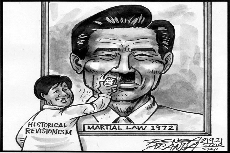 EDITORIAL - Martial law, 49 years after